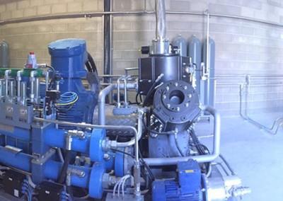 метан учун компрессорларини қўллаш